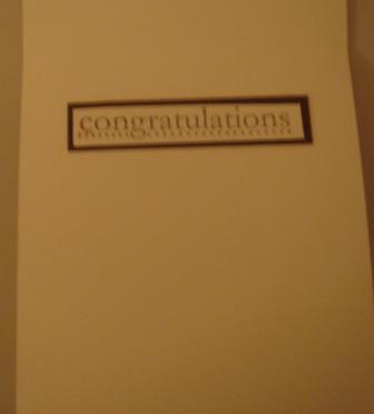 Congratinner