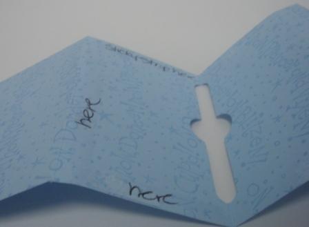 Giftcard holders 010