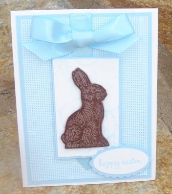 Chocolate Bunny 005