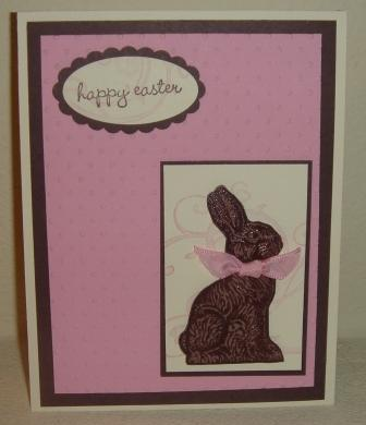 Chocolate Bunny 003