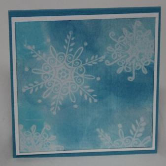 Serene Snowflakes 004