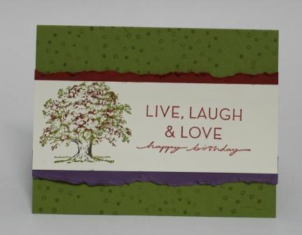 Lovely as a Tree 007