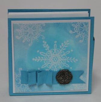 Serene Snowflakes 005