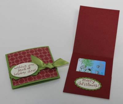 Giftcard Holders 001