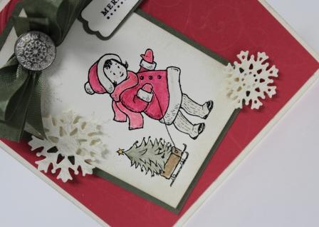 Greeting Card Kids 009
