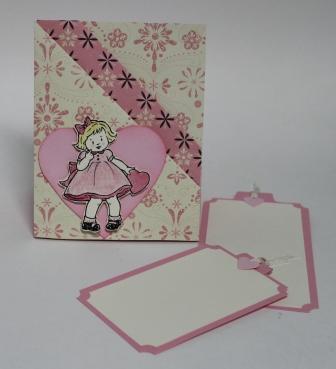 Greeting Card Kids 028