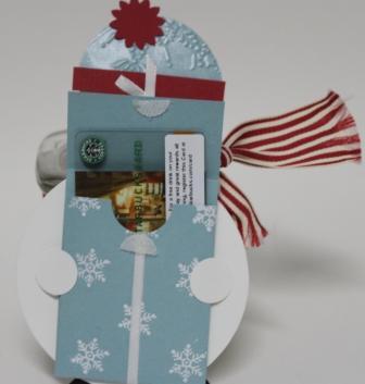 Giftcard Holder 002