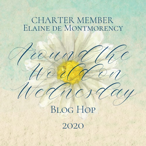 Blog hop thing